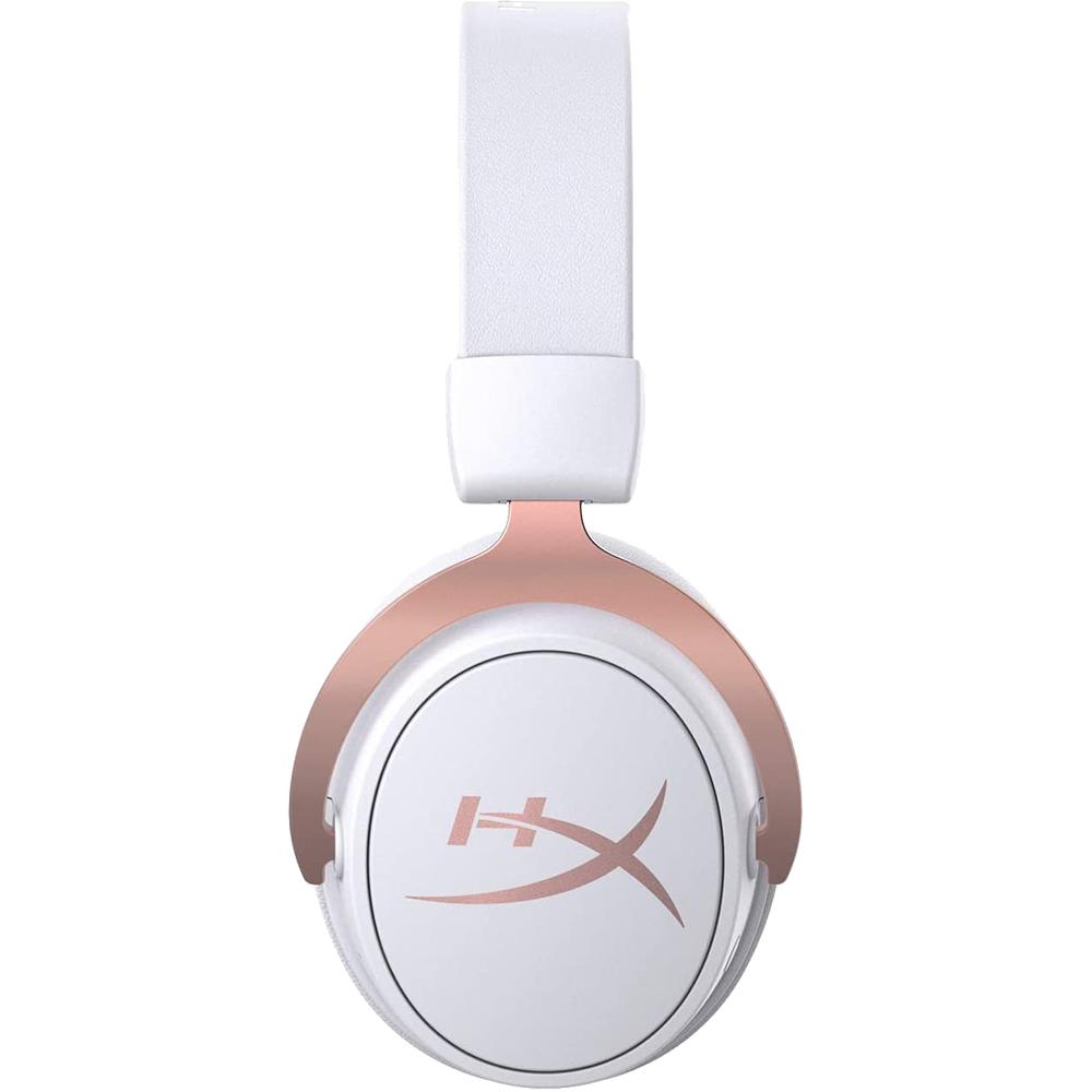 Casti Audio Over Ear Cloud Mix Bluetooth Gaming, Microfon Reglabil, Comenzi Pe Cablu, Mufa Jack 3.5 mm, HX-HSCAM-RG/WW, Rose Gold