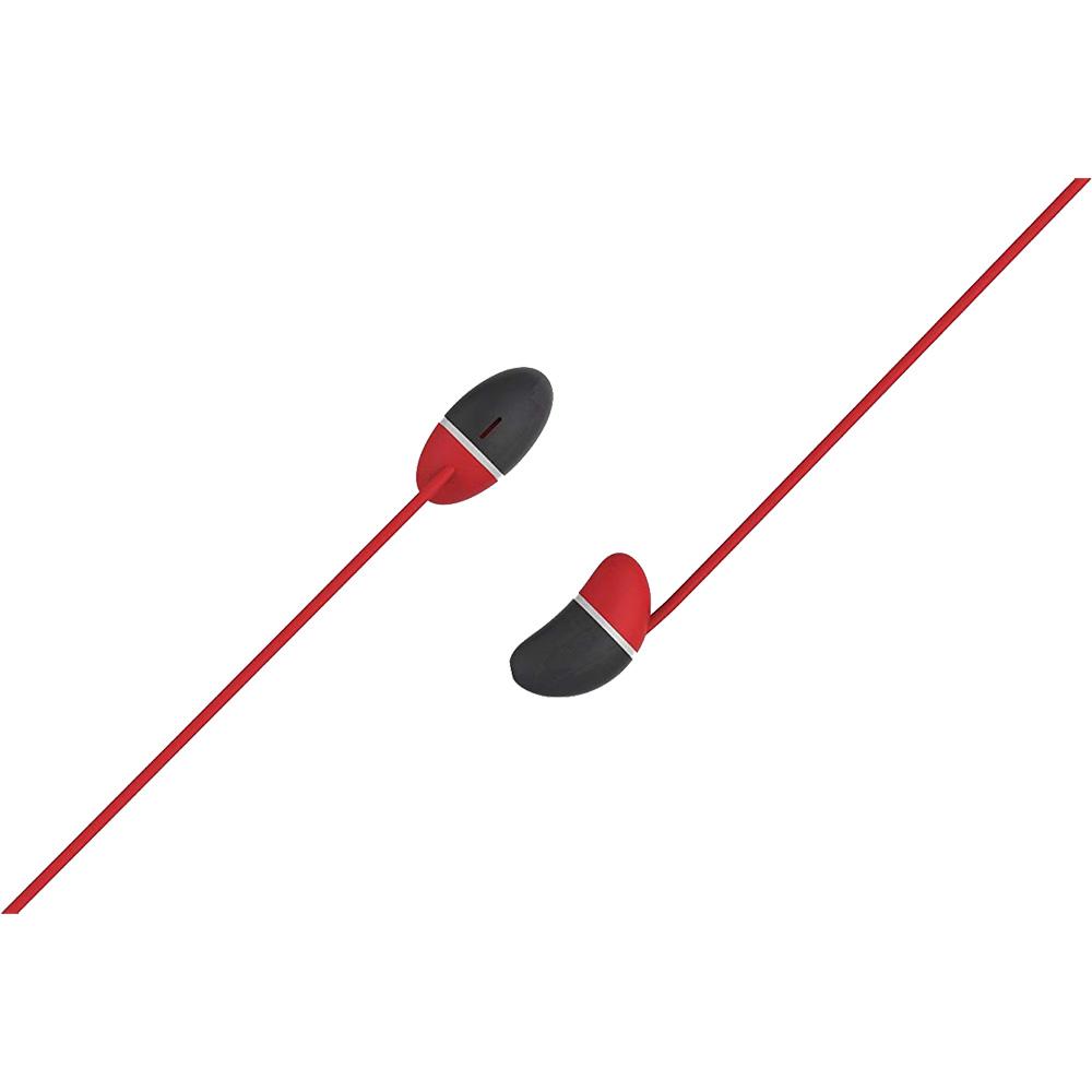 Casti Audio EarBeans Rosu