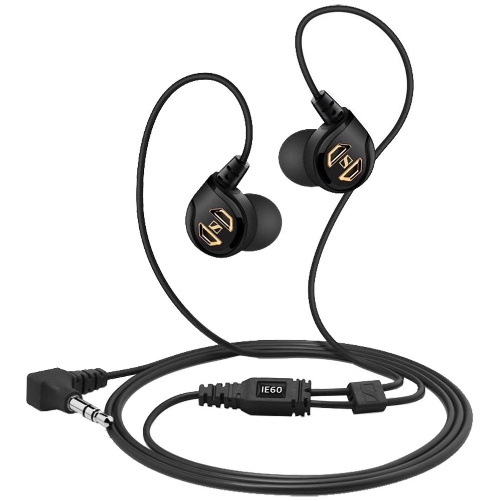 Casti Audio IE60 Negru