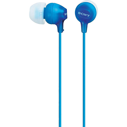 Casti Audio In Ear Albastru