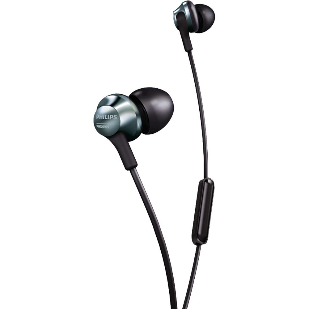 Casti Audio In Ear PRO6105 Negru