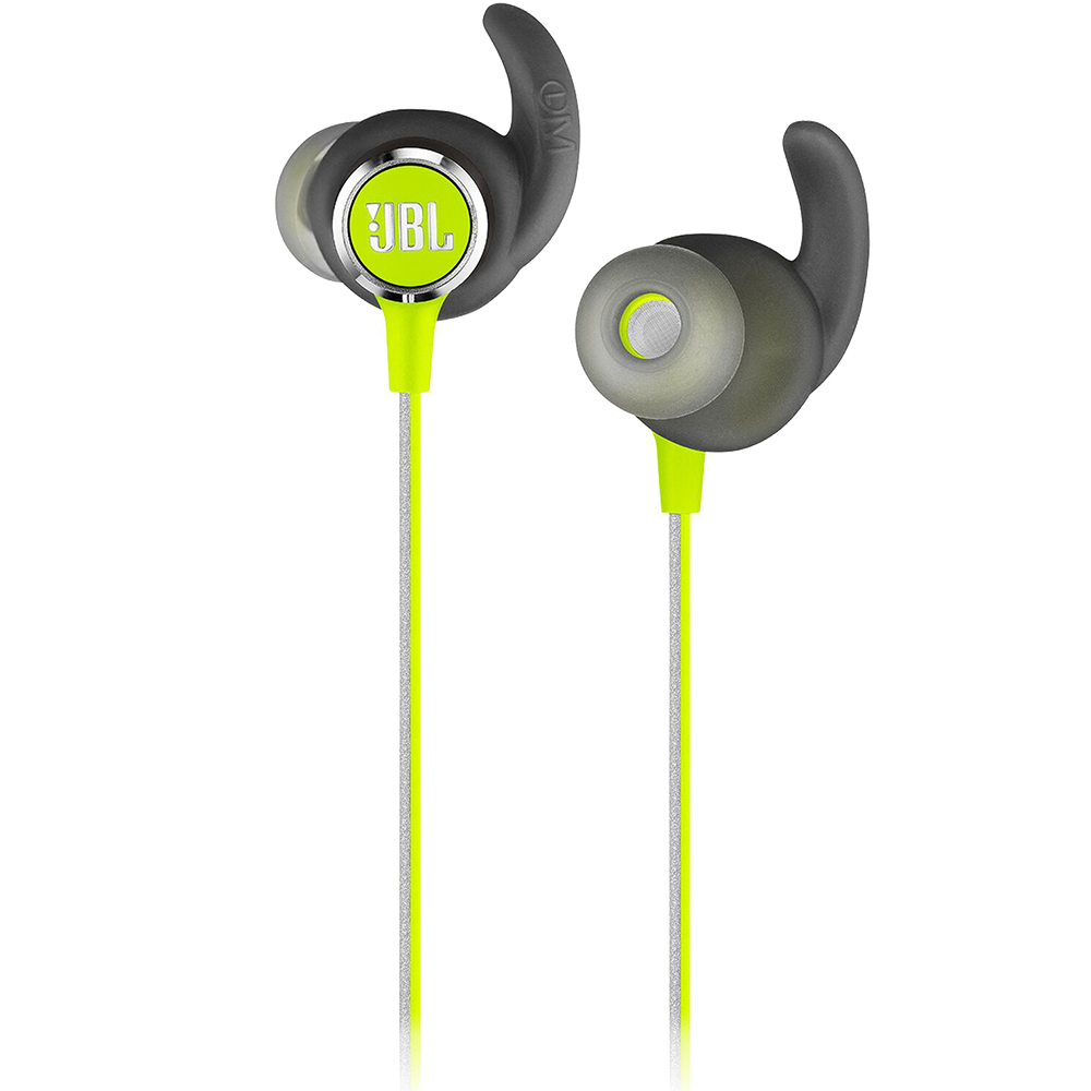Casti Wireless Bluetooth Reflect Mini BT 2 In Ear, Microfon, Buton Control Volum, IPX5, Verde