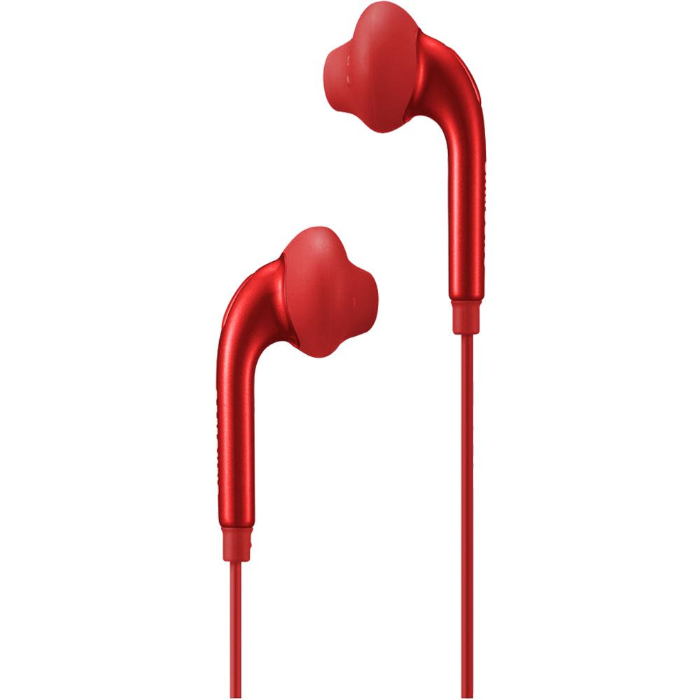 Casti Audio In Ear Rosu