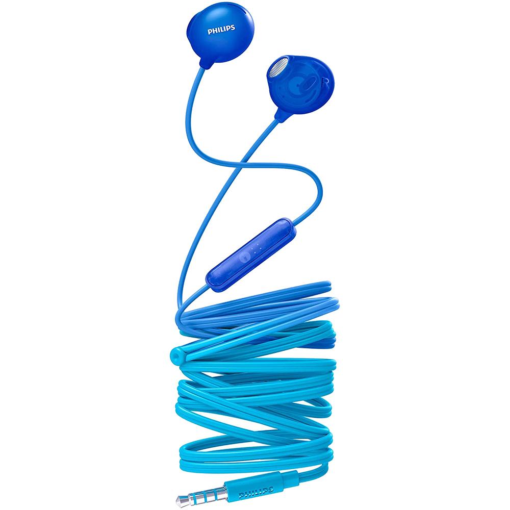 Casti Audio In Ear SHE2405 Albastru