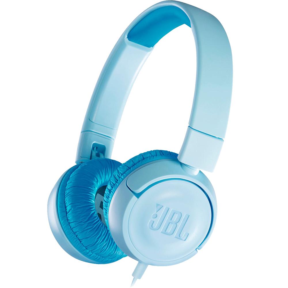 Casti Audio JR300 On-Ear Pentru Copii Albastru