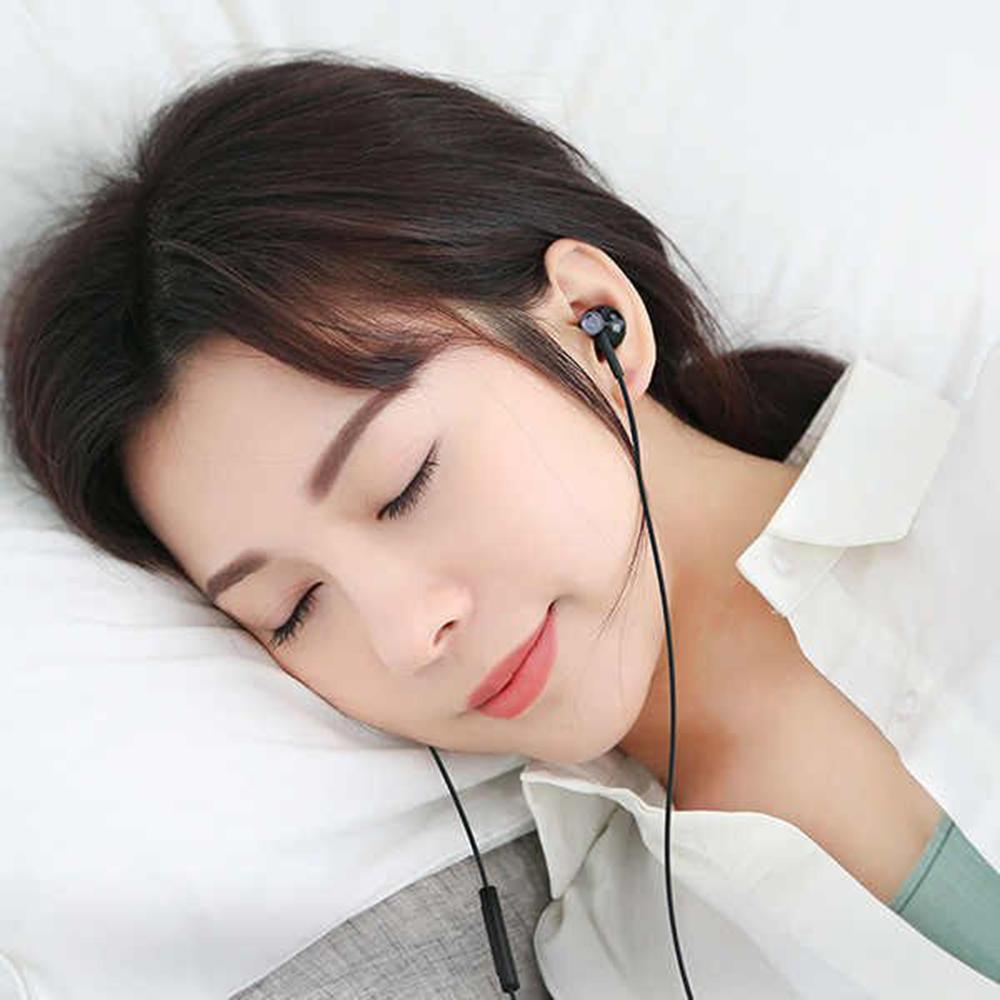 Casti Audio Mi Dual Type C Negru