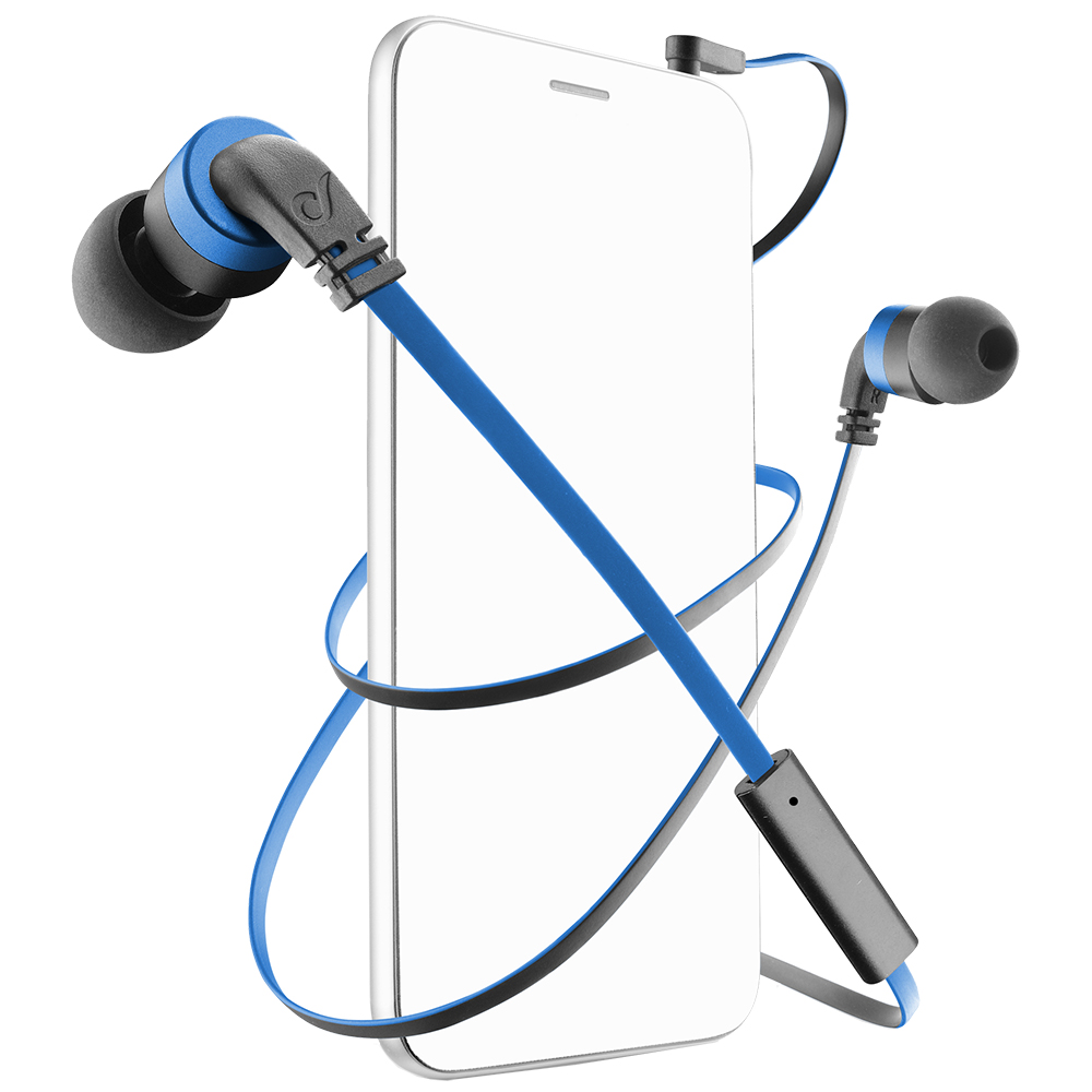 Casti Audio   Mosquito 6 Albastru