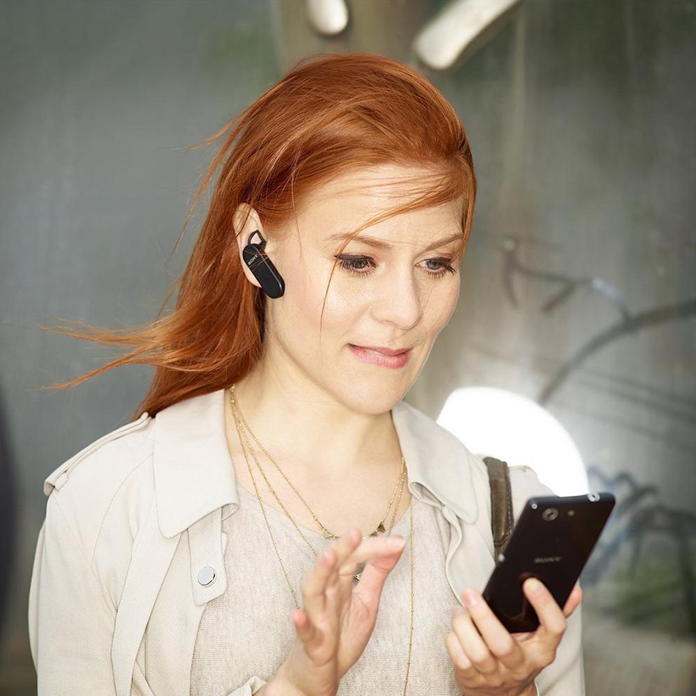 Casca Bluetooth Negru