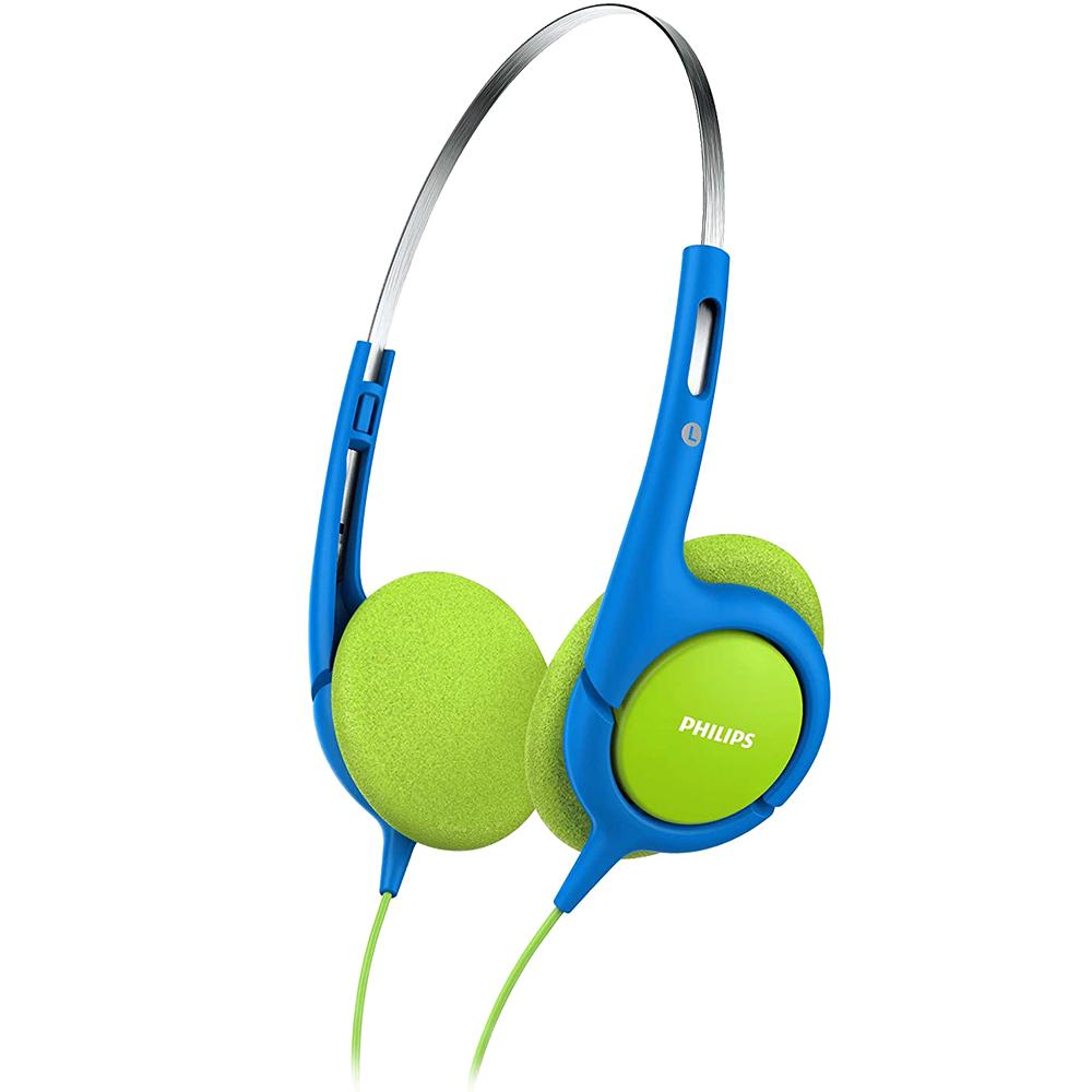 Casti Audio Pentru Copii SHK1030BL, Over Ear, Mufa Jack 3.5 mm, Albastru