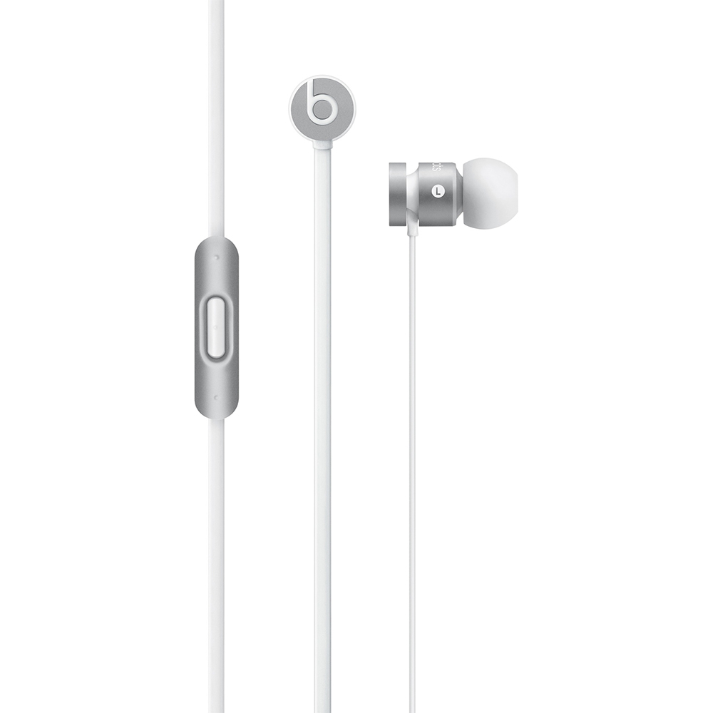 Casti Audio   urBeats 2 Argintiu
