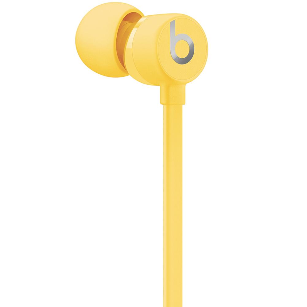 Casti Audio UrBeats 3 Lightning Galben