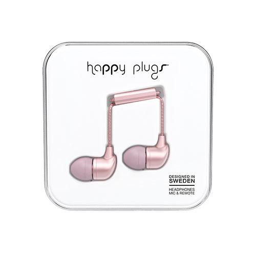 Casti Audio Deluxe Edition In Ear Cu Microfon Roz