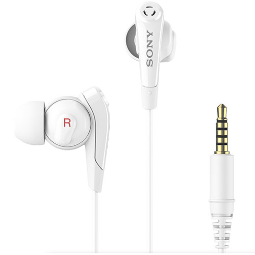 Casti Audio Digital Noise Cancelling Alb
