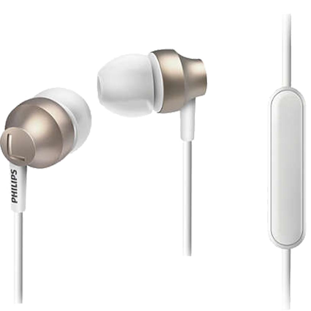 Casti cu Fir SHE3855GD In-Ear cu Microfon