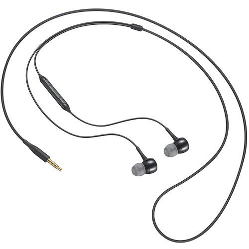Casti Audio Stereo Negru