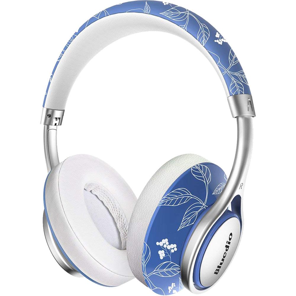 Casti Wireless   A2 Albastru