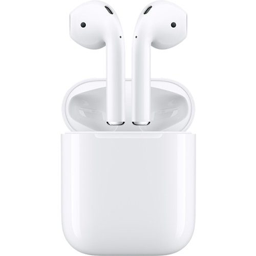 Casti Wireless Airpods Alb