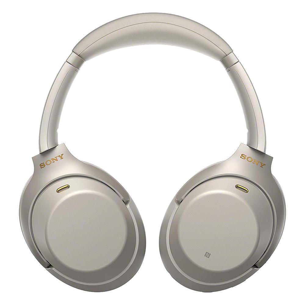 Casti Wireless    Argintiu