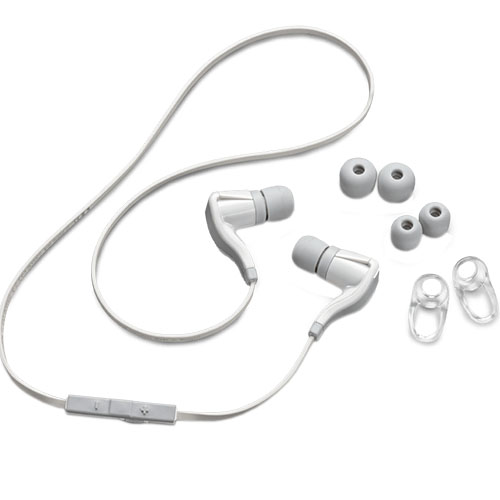 Casti Wireless Backbeat Go 2 + Husa De Incarcare Alb