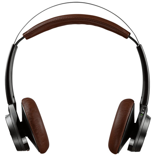 Casti Wireless Backbeat Sense Hi-Fi Over Ear Cu Microfon Negru