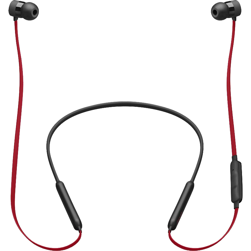Casti Wireless Beats X In Ear Negru/Rosu