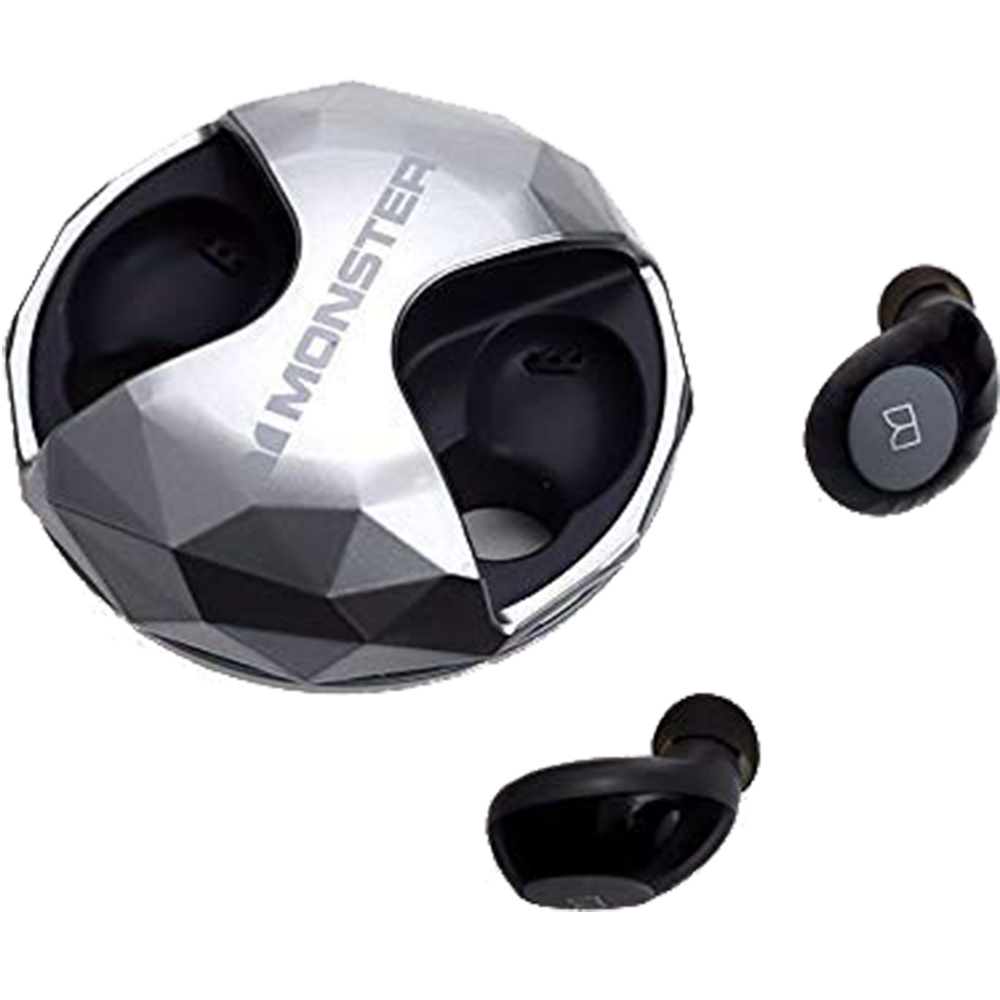 Casti Wireless   Clarity HD Airlinks Earbuds Negru