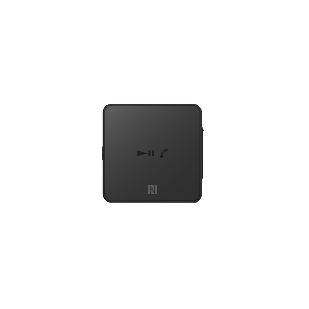 Dispozitiv Stereo Bluetooth Clip Style Negru
