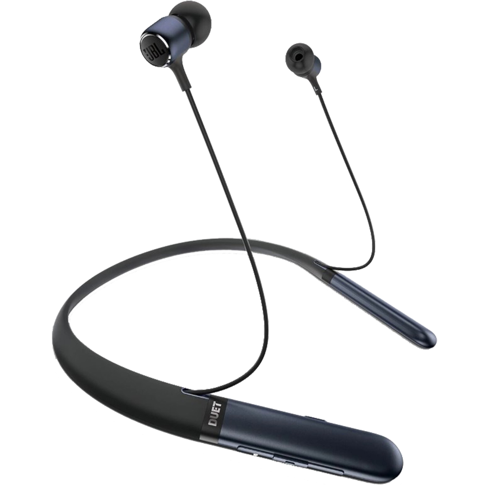 Casti Wireless Bluetooth Duet Arc In Ear, Microfon, Buton Control Volum, Multi-Point, Negru