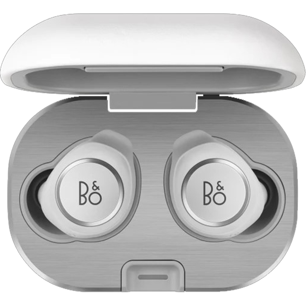 Casti Wireless Bluetooth In Ear E8 2.0, DSP Pentru Reglarea Si Egalizarea Sunetului, Interfata Tactila Intuitiva, Microfon, Alb