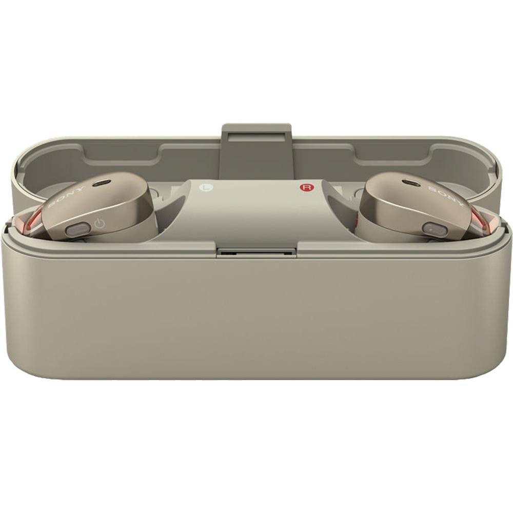 Casti Wireless   Earphones Auriu
