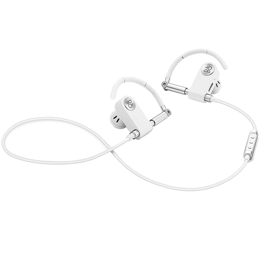 Casti Wireless Earset Alb