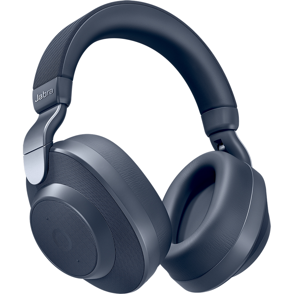 Casti Wireless Elite 85h Noise Cancelling Navy Albastru