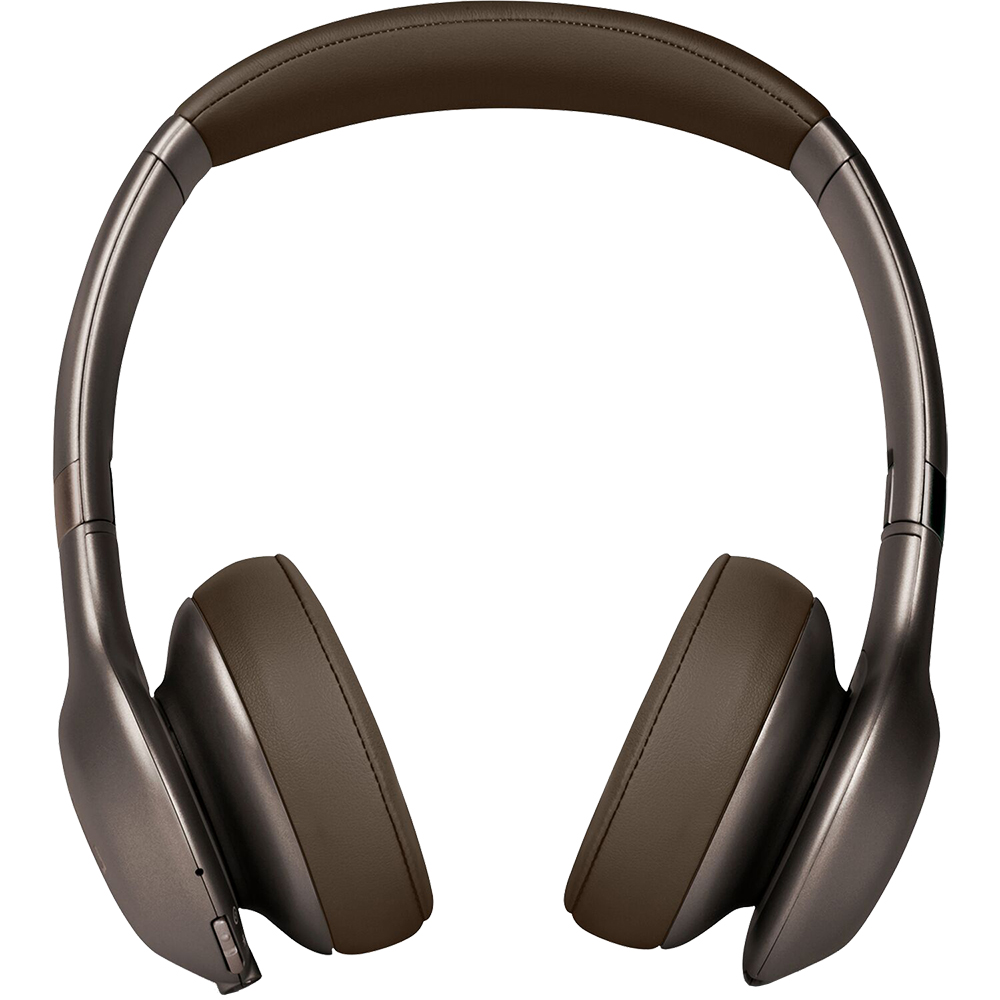 Casti Wireless Bluetooth Everest 310 On Ear, Microfon, ShareMe 2.0, Anularea Ecoului, Maro