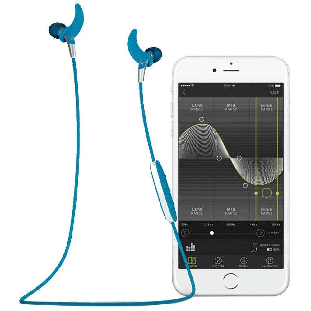 Casti Wireless Freedom Albastru