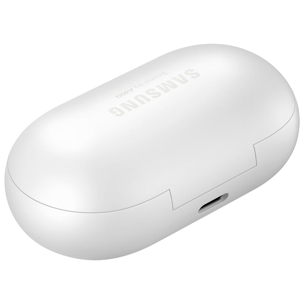 Casti Wireless   Galaxy Buds Alb