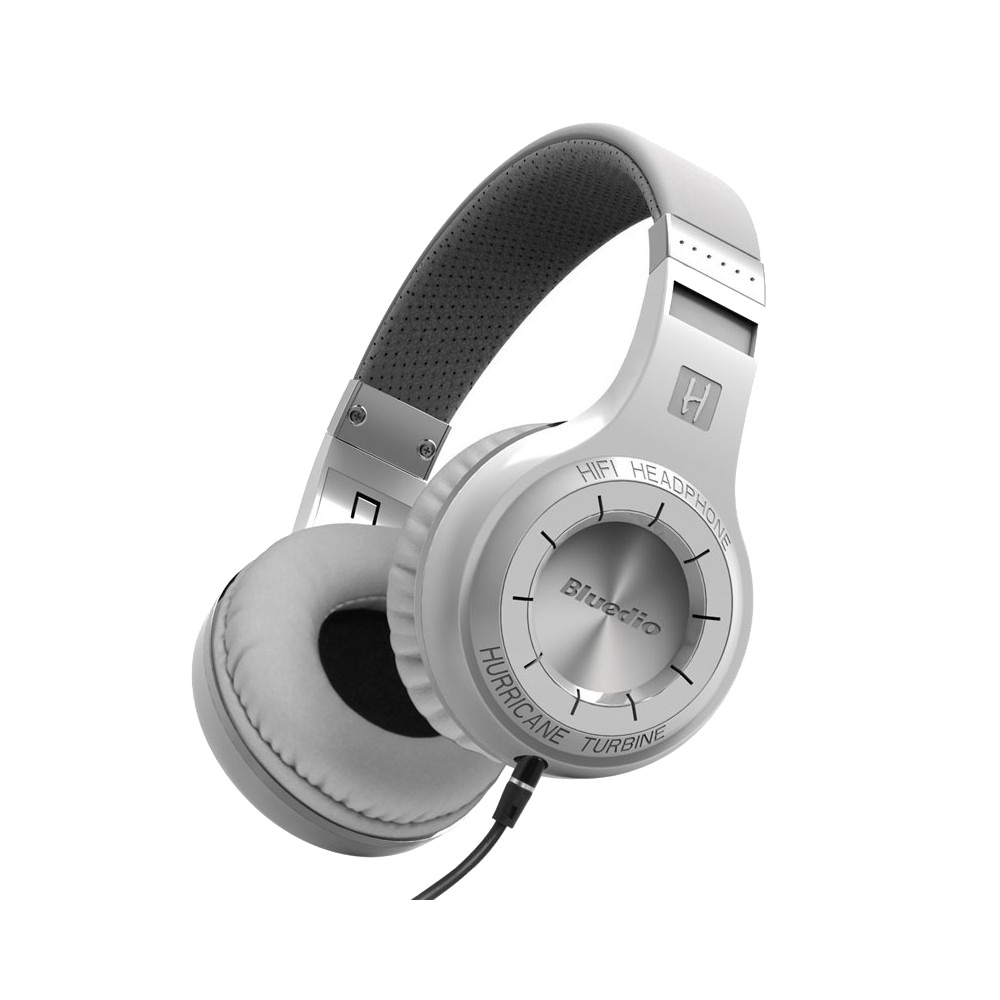 Casti Wireless   HT Over Ear Alb