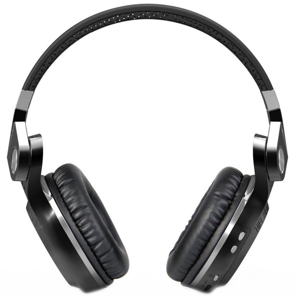 Casti Wireless   HT Over Ear Negru