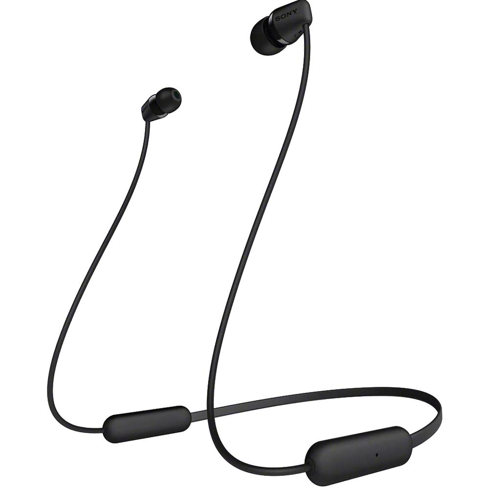 Casti Wireless In Ear Negru