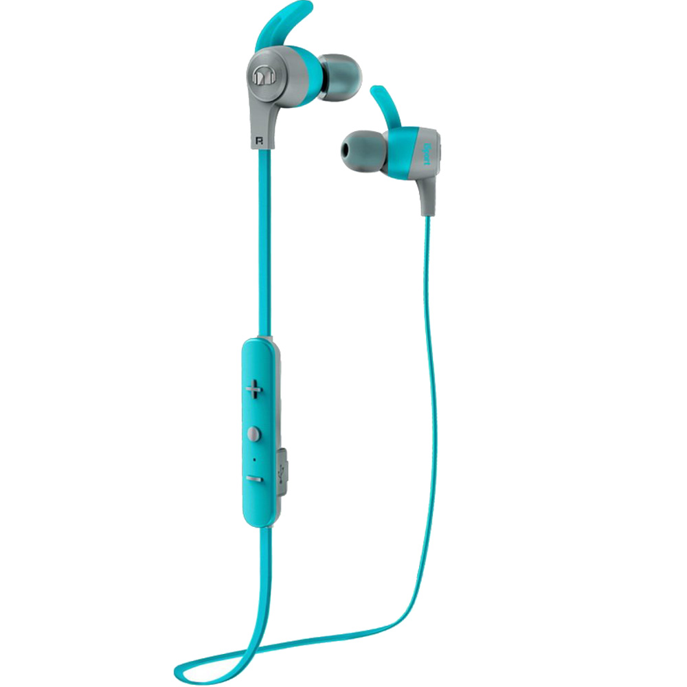 Casti Wireless Isport Achieve Albastru