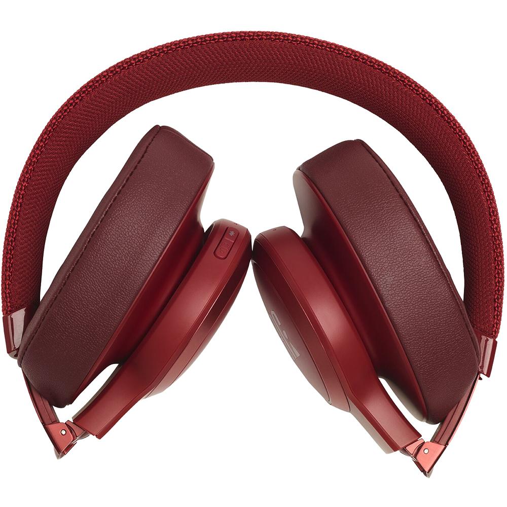 Casti Wireless Live 500BT Over Ear Rosu