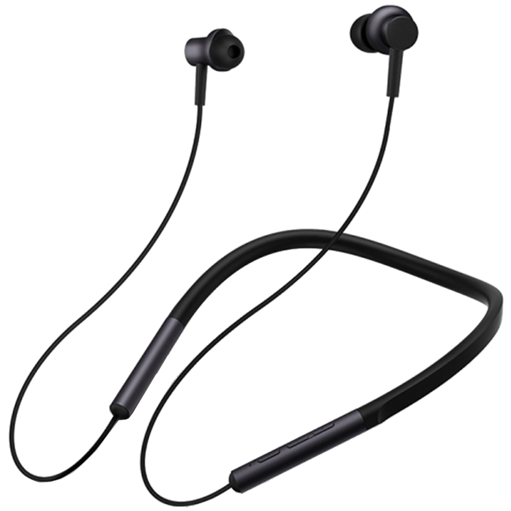 Casti Wireless   Mi Neckband Negru