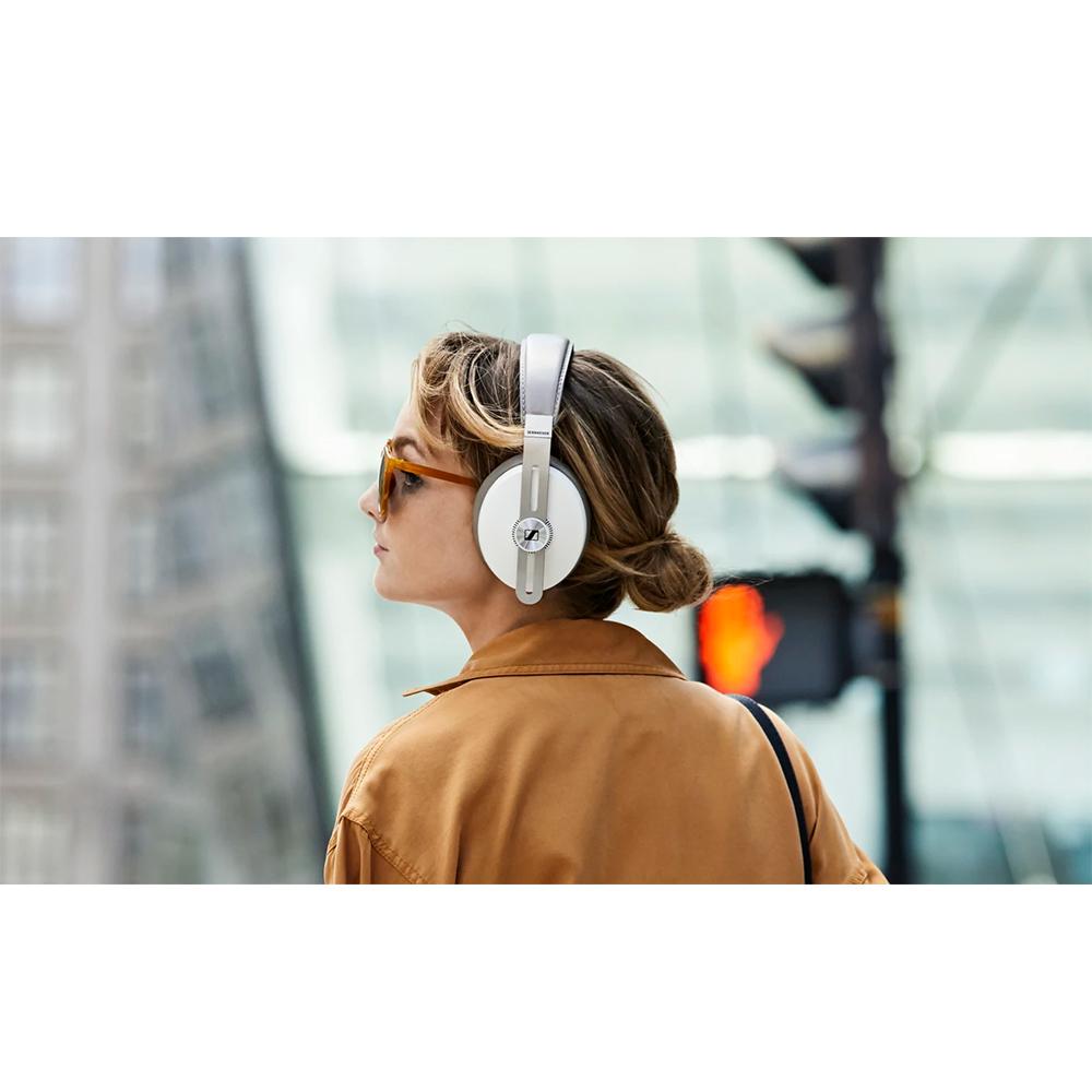 Casti Wireless Momentum Wireless 3 Alb