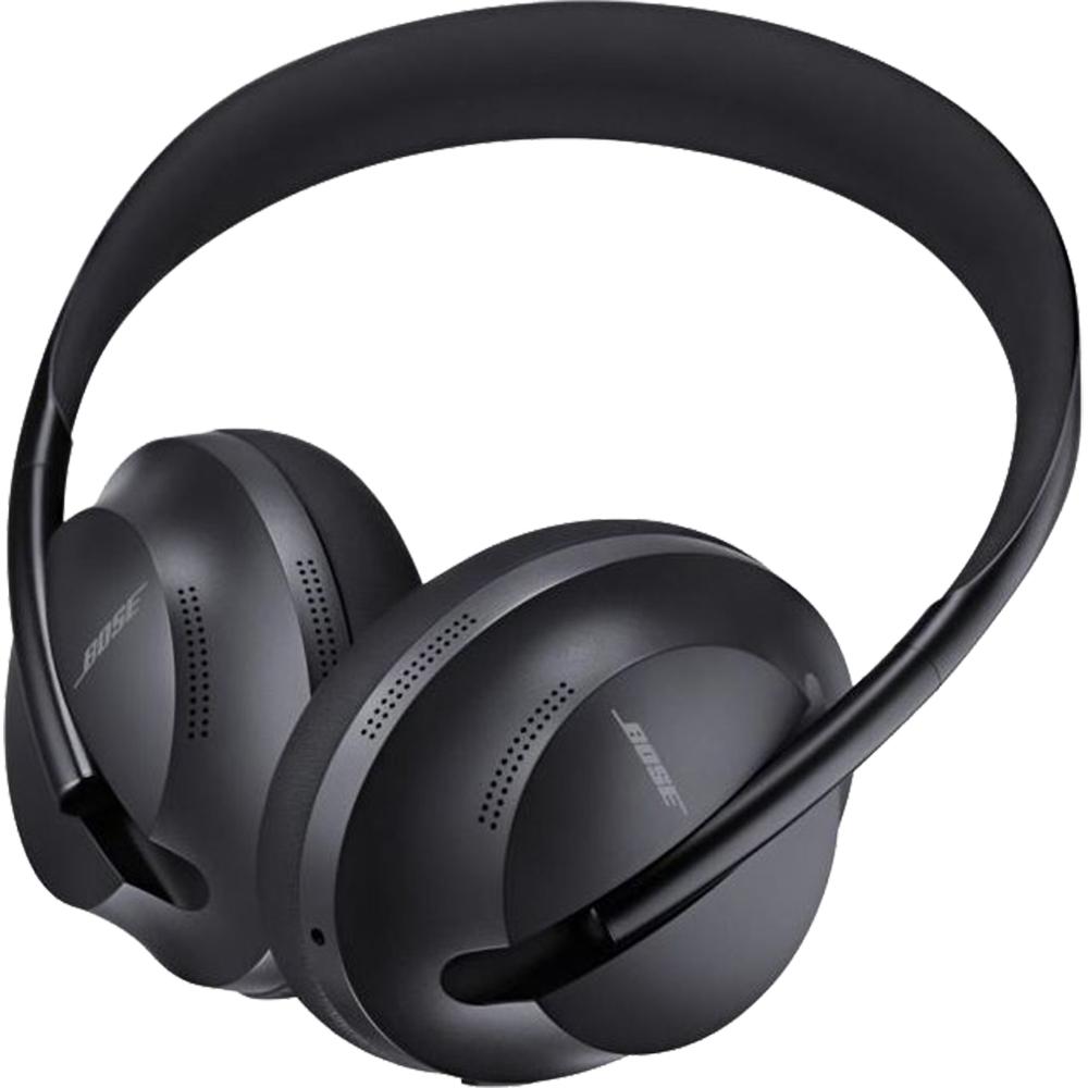 Casti Wireless Bluetooth Noise Cancelling 700 Over Ear, Asistent Inteligent Nativ, Microfon, Negru