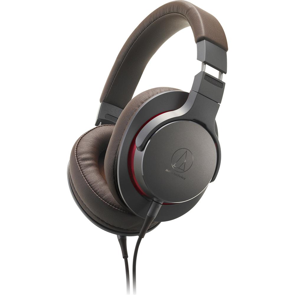 Casti Wireless   Over-Ear High Resolution Gri