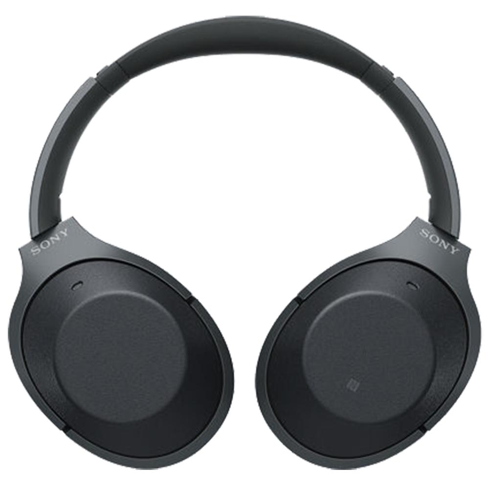 Casti Wireless   Over Ear Negru