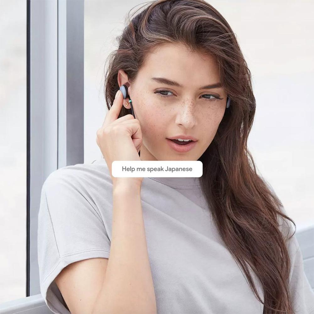 Casti Wireless Pixel Buds Alb