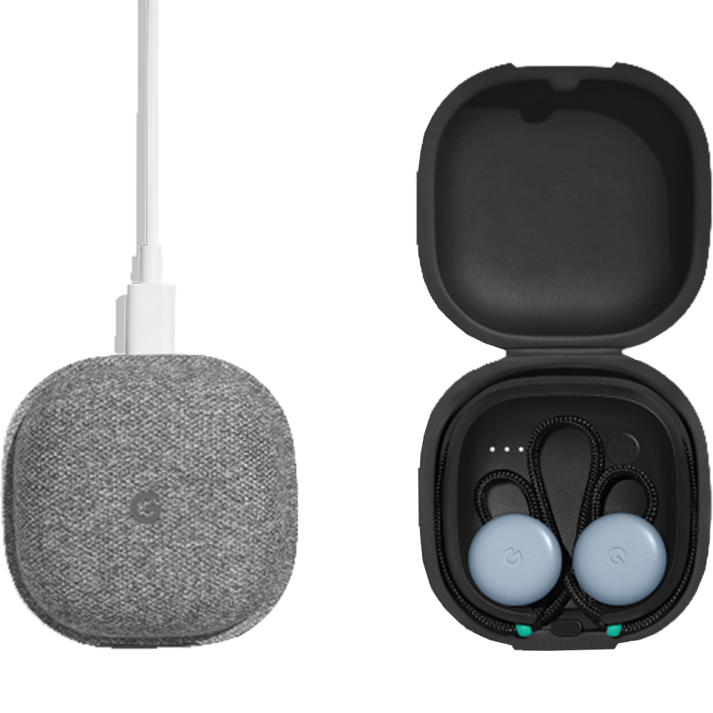 Casti Wireless Pixel Buds Albastru