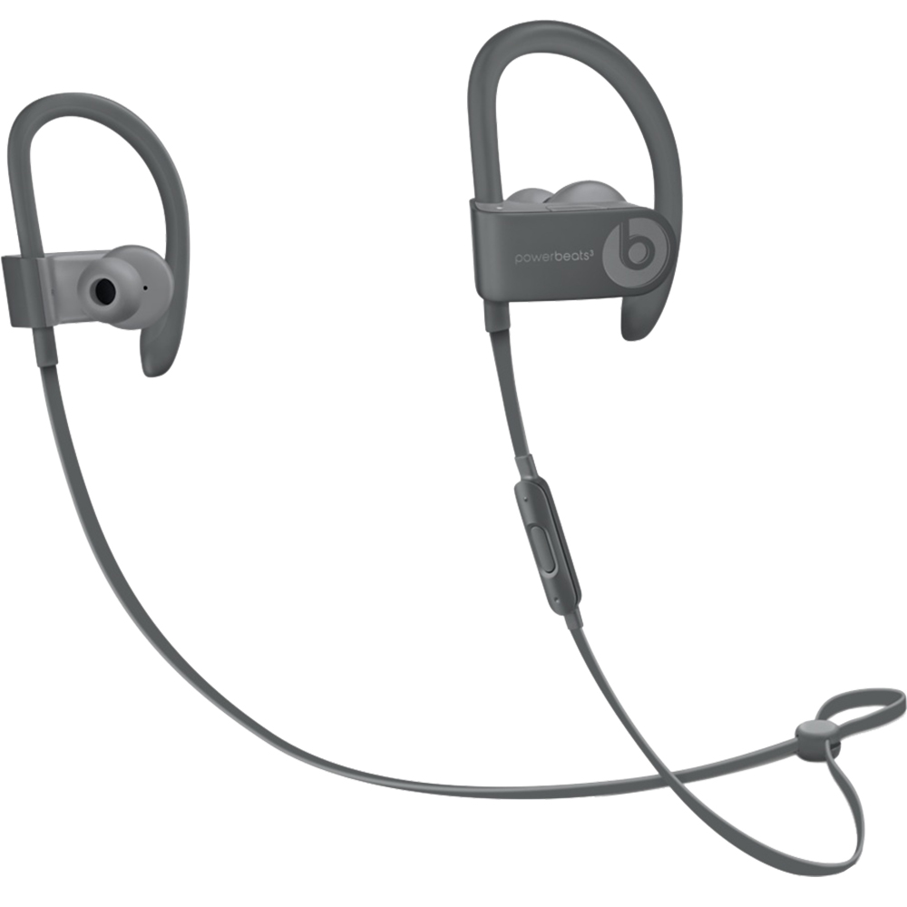 Casti Wireless   Powerbeats 3 Gri