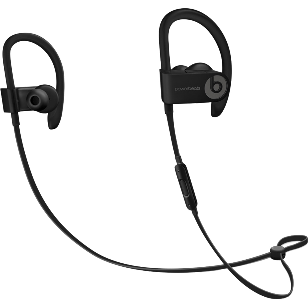 Casti Wireless Powerbeats 3 Negru