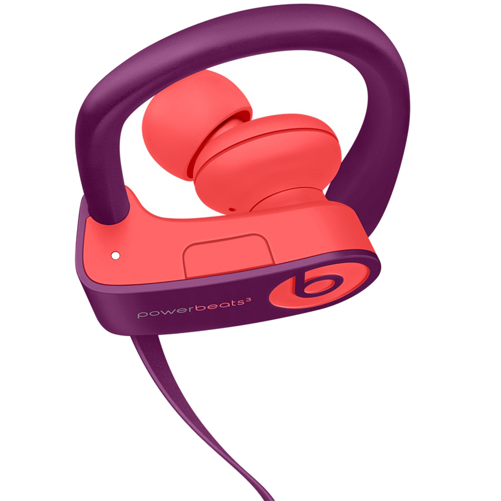 Casti Wireless   Powerbeats 3 Pop Magenta